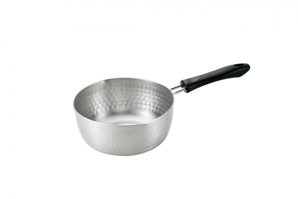 ステンレス行平鍋18cm