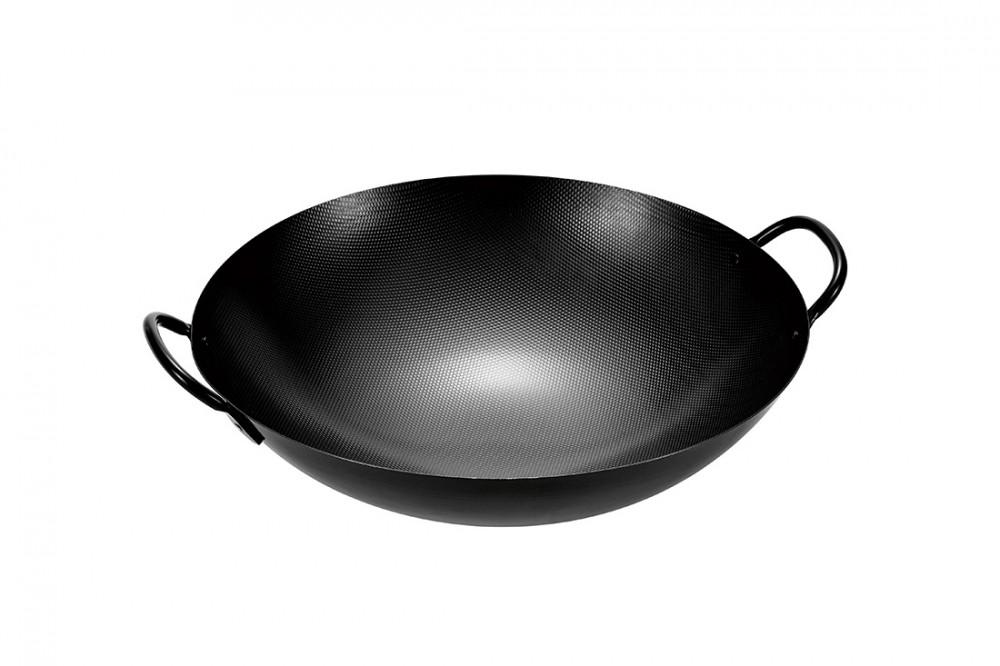 エンボス加工中華鍋39cm(小箱なし)